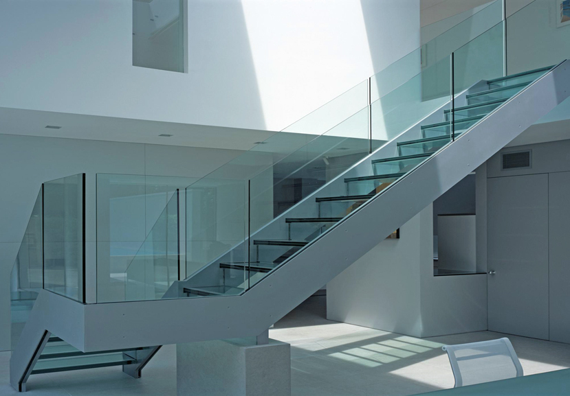 Esher House Interior staircase